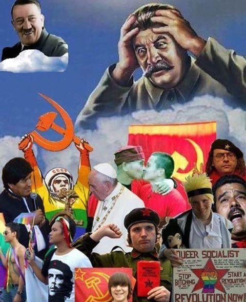 soviet stalin disgusted by modern leftism.jpg