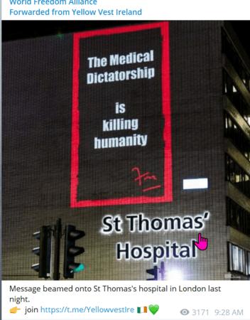 The Medical Dictatorship Is Killing Humanity