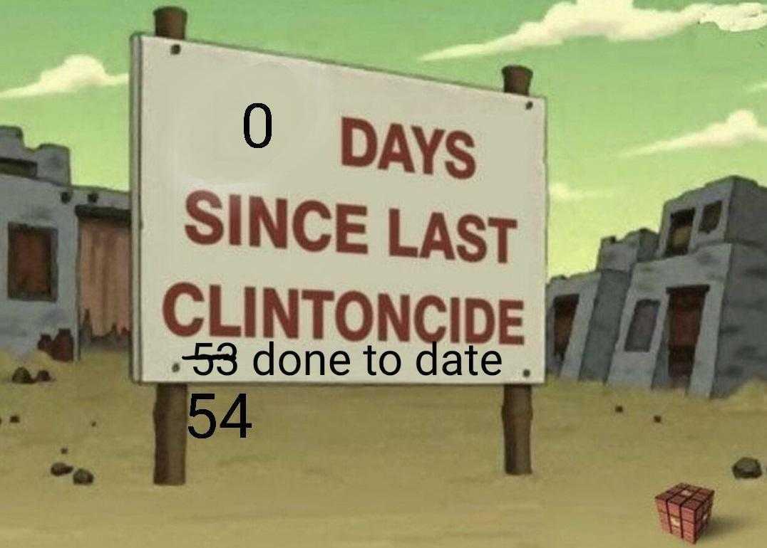 Days since last...