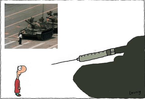 Channel Tankman!